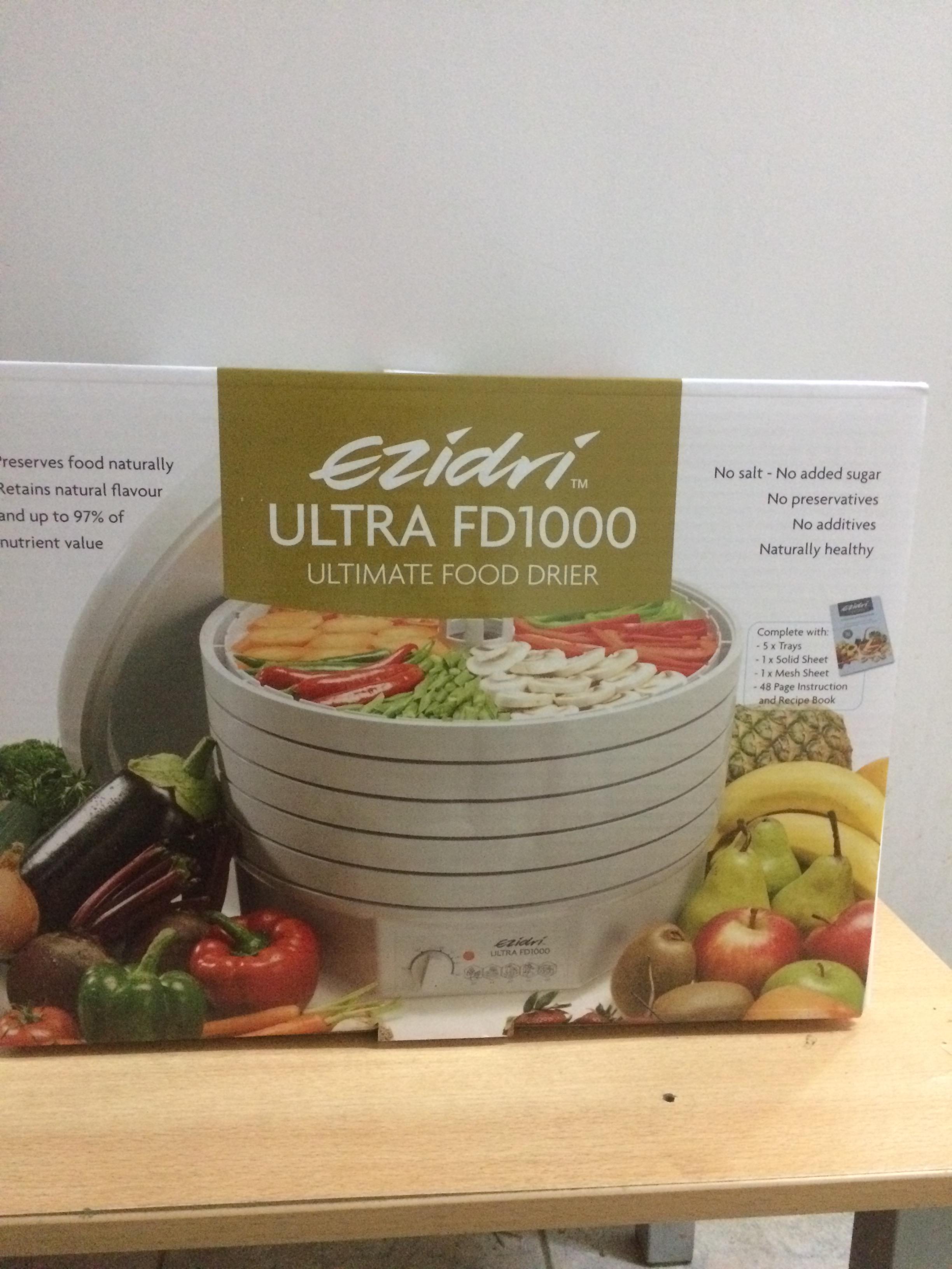 Сушилка Ezidri Shackmaker Ultra FD 1000