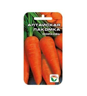 Алтайская лакомка 2гр морковь